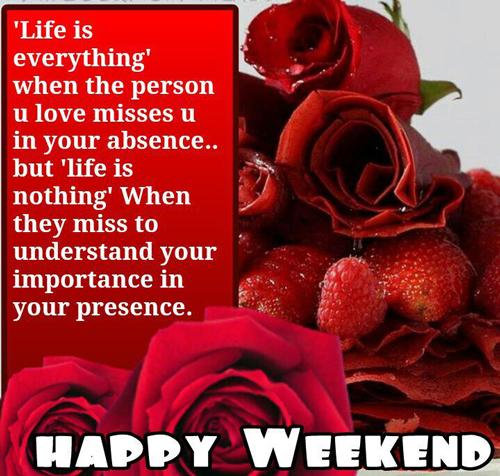 Happy weekend greetings card weekend graphics99 happy weekend greetings card m4hsunfo