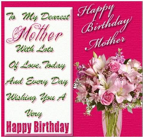 Sweet ECard Happy Birthday Birthday – Happy Birthday Nice Cards